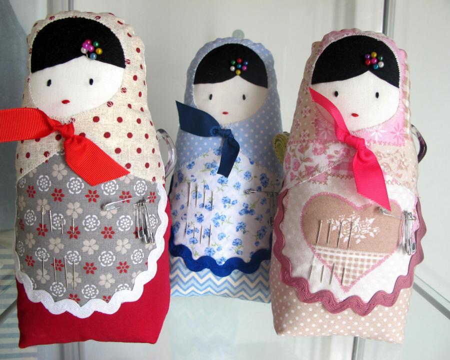 Boneca Costureira