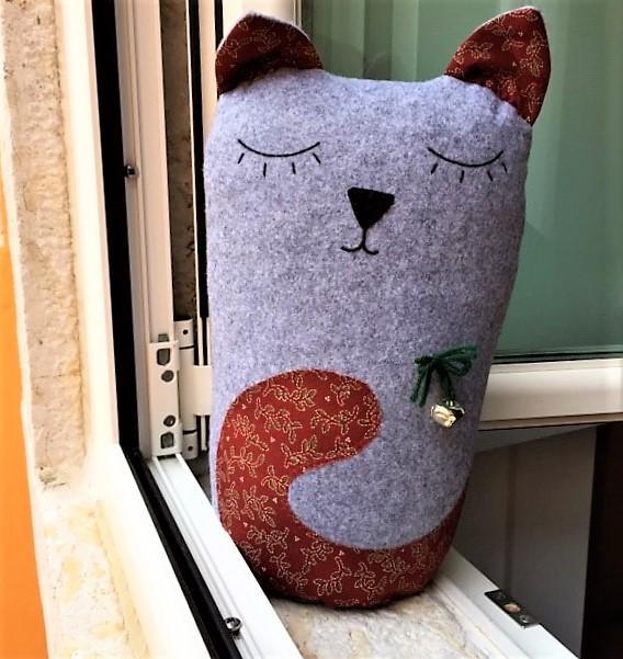 Gato Stop Portas